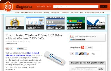 http://www.blogsdna.com/2016/how-to-install-windows-7-from-usb-drive-without-windows-7-iso-dvd.htm