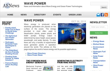 http://www.alternative-energy-news.info/technology/hydro/wave-power/