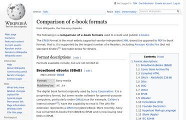 http://en.wikipedia.org/wiki/Comparison_of_e-book_formats