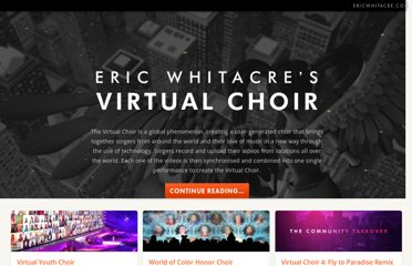 http://ericwhitacre.com/the-virtual-choir