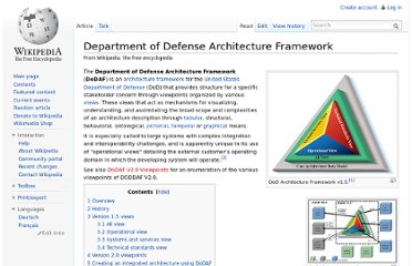 http://en.wikipedia.org/wiki/Department_of_Defense_Architecture_Framework