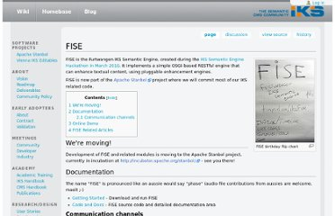 http://wiki.iks-project.eu/index.php/FISE
