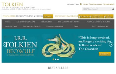 http://www.tolkien.co.uk/Pages/Home.aspx