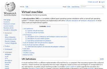 http://en.wikipedia.org/wiki/Virtual_machine