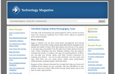 http://techmagazine.ws/the-most-popular-online-photography-tools/