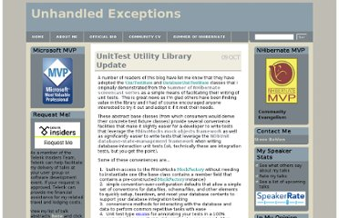 http://unhandled-exceptions.com/blog/index.php/2008/10/09/unittest-utility-library-update/