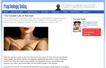 http://www.psychologytoday.com/articles/201010/the-double-life-women