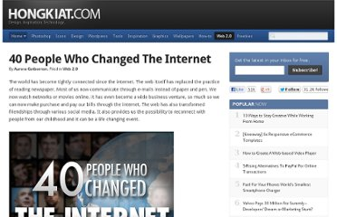 http://www.hongkiat.com/blog/40-people-who-changed-the-internet/