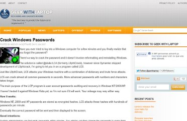 http://www.geekwithlaptop.com/crack-windows-passwords