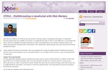 http://xebee.xebia.in/2010/11/02/multithreading-in-javascript-with-web-workers/