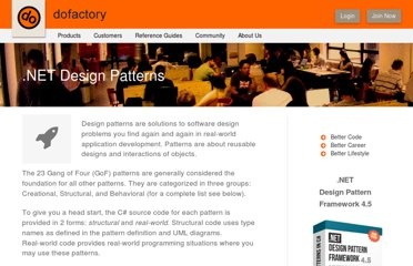 http://www.dofactory.com/Patterns/Patterns.aspx
