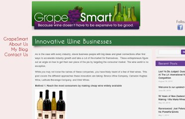 http://www.grapesmart.net/2009/10/08/innovative-wine-businesses/