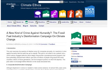 http://rockblogs.psu.edu/climate/2010/10/a-new-kind-of-vicious-crime-against-humanity-the-fossil-fuel-industrys-disinformation-campaign-on-cl.html