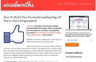 http://socialmouths.com/blog/2010/10/27/build-your-facebook-landing-page/