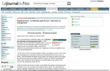 http://www.journaldunet.com/developpeur/tutoriel/theo/071011-methode-agile-scrum.shtml