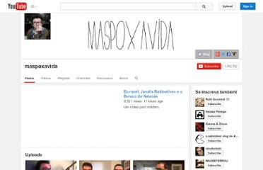 http://www.youtube.com/user/maspoxavida