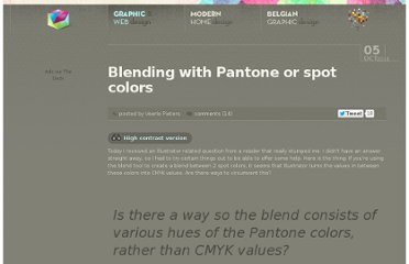 http://veerle.duoh.com/design/article/blending_with_pantone_or_spot_colors