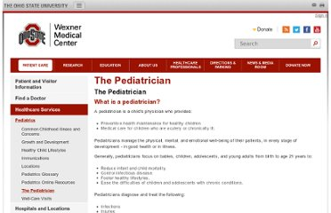 http://medicalcenter.osu.edu/patientcare/healthcare_services/pediatrics/the_pediatrician/pages/index.aspx