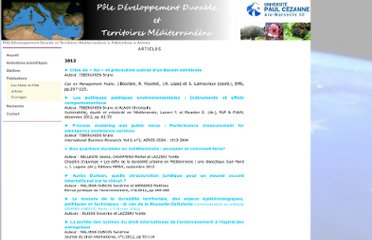 http://www.pole-developpementdurable.univ-cezanne.fr/les-publications/articles.html