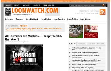 http://www.loonwatch.com/2010/01/not-all-terrorists-are-muslims/