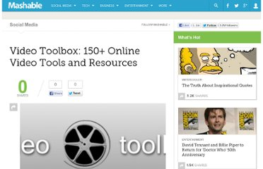 http://mashable.com/2007/06/27/video-toolbox/