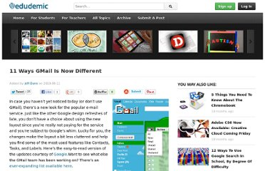 http://edudemic.com/2010/08/11-ways-gmail-is-now-different/