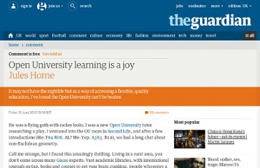 http://www.guardian.co.uk/commentisfree/2010/jun/18/open-university-learning-joy