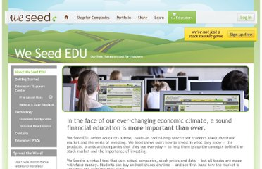 http://www.weseed.com/education