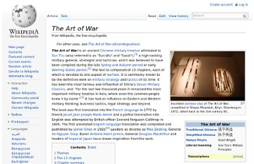 http://en.wikipedia.org/wiki/The_Art_of_War
