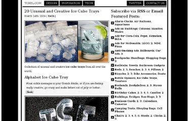http://www.toxel.com/tech/2009/03/24/20-unusual-and-creative-ice-cube-trays/