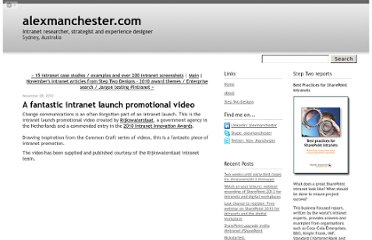 http://www.alexmanchester.com/alexmanchester/2010/11/a-fantastic-intranet-launch-promotional-video.html