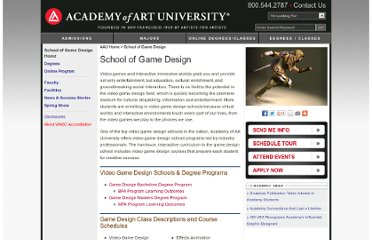 http://www.academyart.edu/game-design-school/index.html