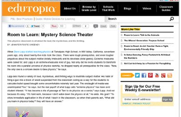 http://www.edutopia.org/room-learn-mystery-science-theater