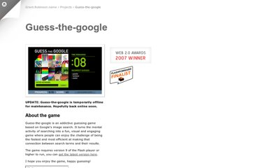 http://grant.robinson.name/projects/guess-the-google/