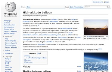 http://en.wikipedia.org/wiki/High-altitude_balloon