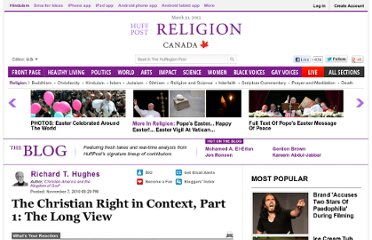 http://www.huffingtonpost.com/richard-t-hughes/the-christian-right-in-co_b_777815.html