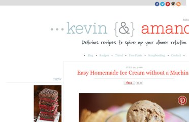 http://www.kevinandamanda.com/recipes/dessert/easy-homemade-ice-cream-without-a-machine.html