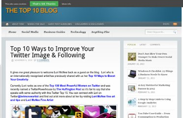 http://www.thetop10blog.com/top-10-ways-to-improve-your-twitter-image-following/
