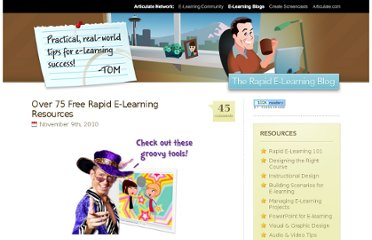 http://www.articulate.com/rapid-elearning/over-75-free-rapid-e-learning-resources/