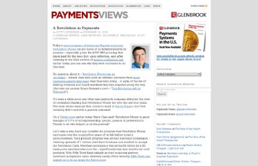 http://paymentsviews.com/2009/11/18/a-revolution-in-payments/