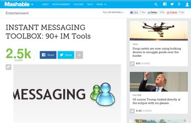 http://mashable.com/2007/08/07/instant-messaging/