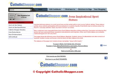 http://www.catholicshopper.com/products/inspirational_sport_statues.html