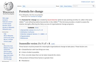 http://en.wikipedia.org/wiki/Formula_for_Change