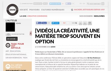 http://owni.fr/2010/11/10/video-la-creativite-une-matiere-trop-souvent-en-option/