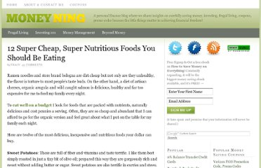 http://moneyning.com/frugality/12-super-cheap-super-nutritious-foods-you-should-be-eating/