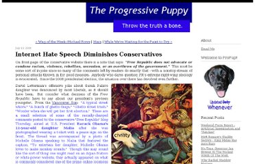 http://www.progressivepuppy.com/the_progressive_puppy/2009/07/internet-hatred-diminishes-conservatives.html