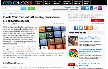 http://www.makeuseof.com/tag/create-personal-learning-environment-symbalooedu/