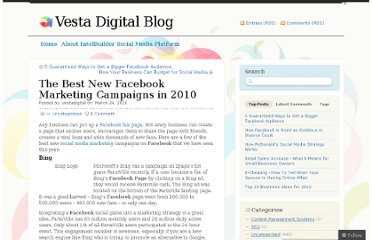 http://vestadigital.wordpress.com/2010/03/24/the-best-new-facebook-marketing-campaigns-in-2010/