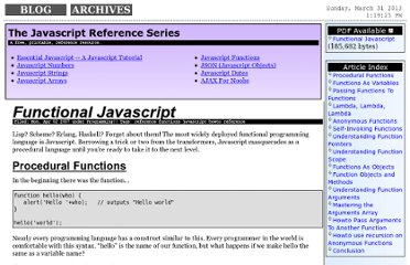 http://www.hunlock.com/blogs/Functional_Javascript
