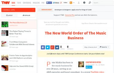http://thenextweb.com/apps/2010/11/12/the-new-world-order-of-the-music-business/